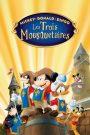 Mickey, Donald, Dingo Les trois mousquetaires